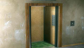 Откуда произошло слово лифт?